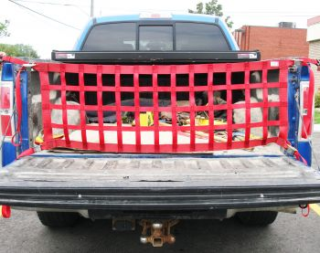 Adjustable Tailgate Cargo Net - CTS Cargo Tie-Down Specialty