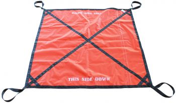 Rated Lifting Tarp With Loops Cts Cargo Tie Down Specialty
