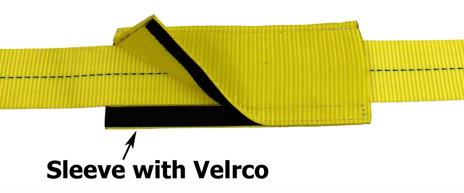 Webbing Protective Sleeve Sleeve With Velcro Cts Cargo