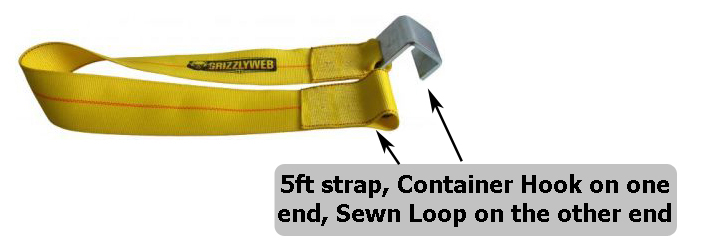 how to make a loop latch tie down hardware