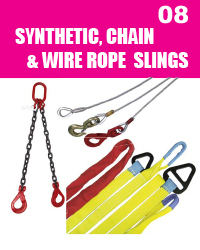 Synthetic & Chain Slings
